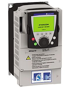 Schneider Electric Altivar ATV61 ATV61HU15M3